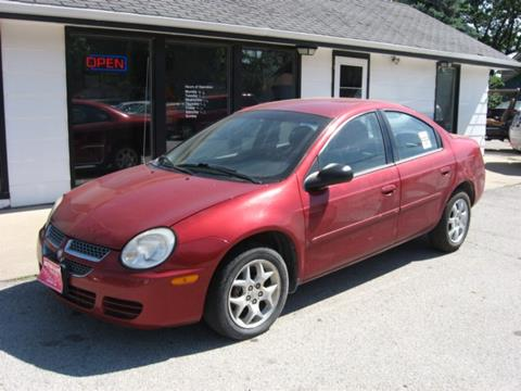 2005 Dodge Neon for sale in Perry, IA