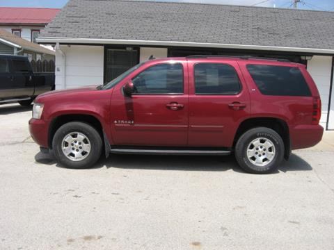 2007 Chevrolet Tahoe for sale in Perry, IA