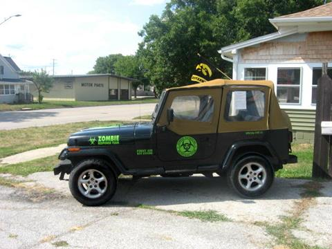 1992 Jeep Wrangler for sale in Perry, IA