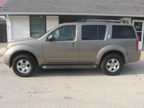 2007 Nissan Pathfinder for sale in Perry, IA