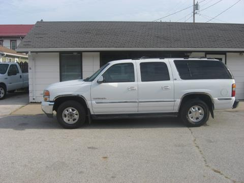 2001 GMC Yukon XL for sale in Perry, IA