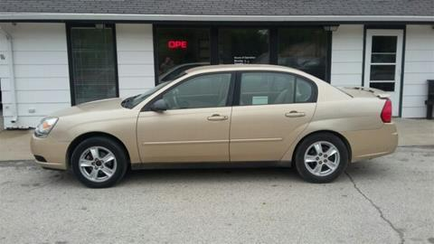 2005 Chevrolet Malibu for sale in Perry, IA