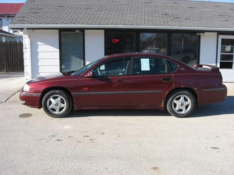 2001 Chevrolet Impala for sale in Perry, IA