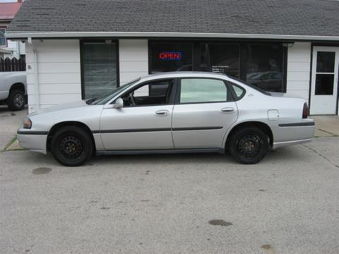 2004 Chevrolet Impala for sale in Perry, IA