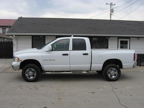 2004 Dodge Ram Pickup 2500 for sale in Perry, IA