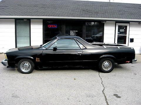 Chevrolet El Camino For Sale in Iowa Carsforsale