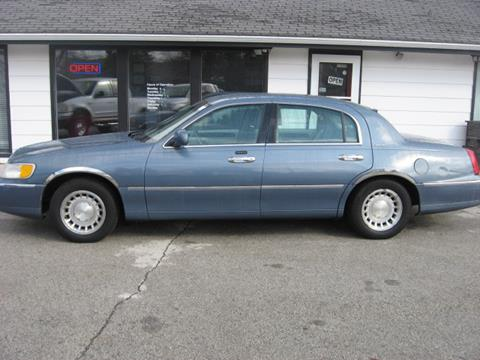 2000 Lincoln Town Car For Sale In Opelika Al Carsforsale Com