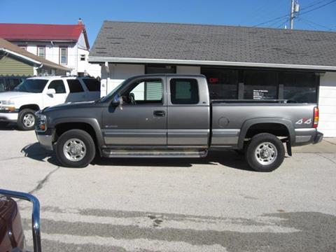 2000 Chevrolet Silverado 2500 for sale in Perry, IA