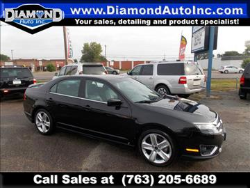 2010 Ford Fusion for sale in Ramsey, MN