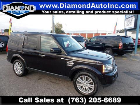 2010 Land Rover LR4 for sale in Ramsey, MN