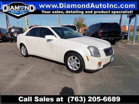 2003 Cadillac CTS for sale in Ramsey, MN