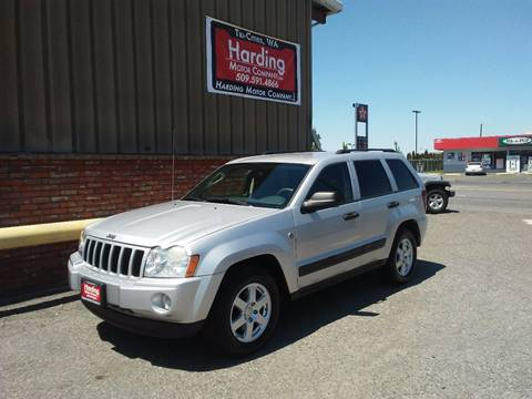 2006 Jeep Grand Cherokee for sale at Harding Motor Company in Kennewick WA