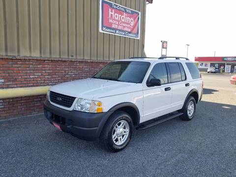 2003 Ford Explorer for sale at Harding Motor Company in Kennewick WA