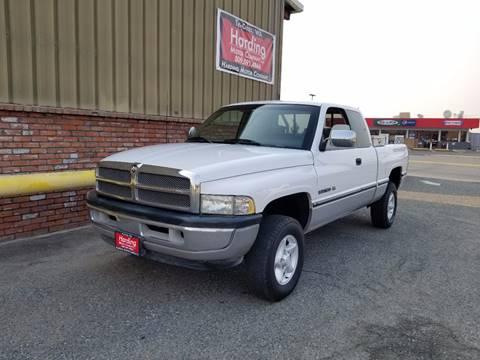 1997 Dodge Ram Pickup 1500 for sale at Harding Motor Company in Kennewick WA