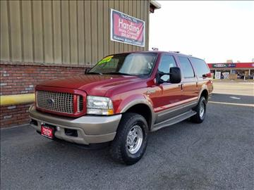 2003 Ford Excursion for sale at Harding Motor Company in Kennewick WA