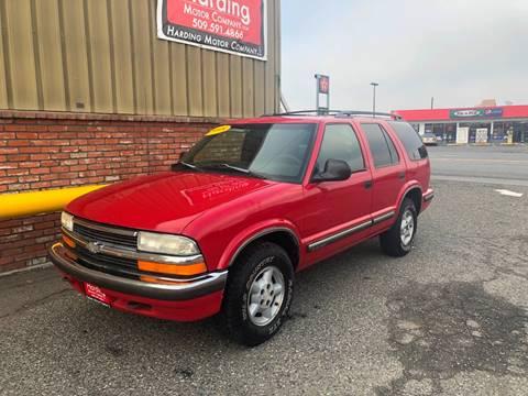 1998 Chevrolet Blazer for sale in Kennewick, WA