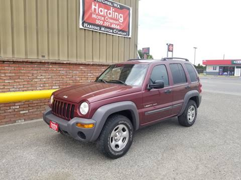 2002 Jeep Liberty for sale in Kennewick, WA