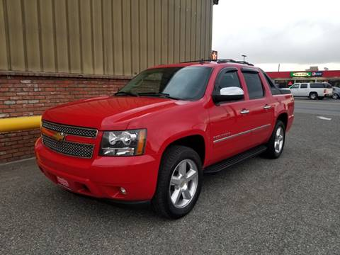 2012 Chevrolet Avalanche for sale at Harding Motor Company in Kennewick WA