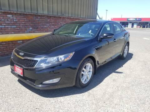 2012 Kia Optima for sale at Harding Motor Company in Kennewick WA