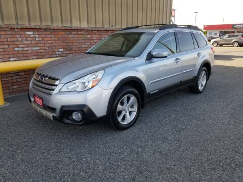 2014 Subaru Outback for sale at Harding Motor Company in Kennewick WA
