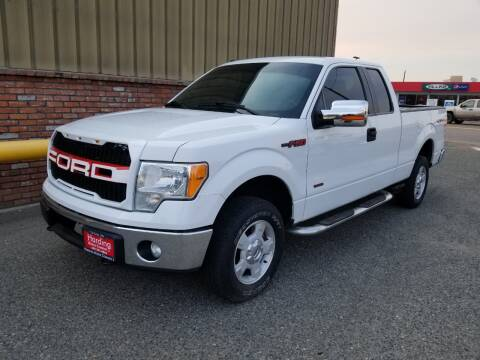 2012 Ford F-150 for sale at Harding Motor Company in Kennewick WA