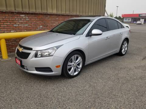 2011 Chevrolet Cruze for sale at Harding Motor Company in Kennewick WA