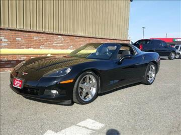 2005 Chevrolet Corvette for sale at Harding Motor Company in Kennewick WA