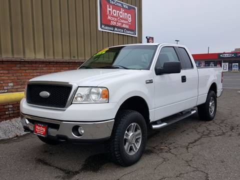2007 Ford F-150 for sale at Harding Motor Company in Kennewick WA