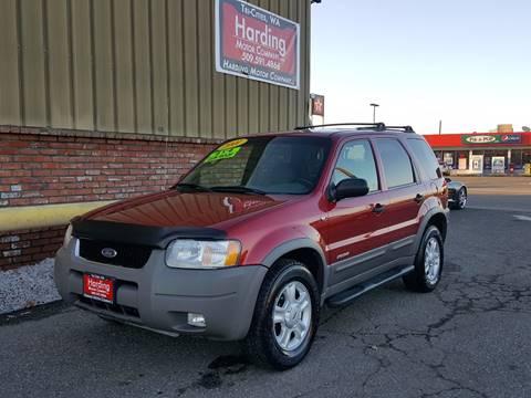 2001 Ford Escape for sale at Harding Motor Company in Kennewick WA