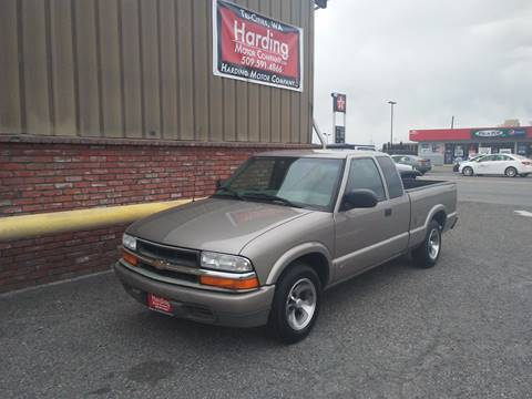 2001 Chevrolet S-10 for sale in Kennewick, WA
