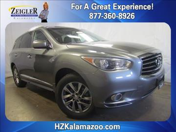 2015 Infiniti QX60 for sale in Kalamazoo, MI