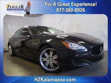 2014 Maserati Quattroporte for sale in Kalamazoo, MI