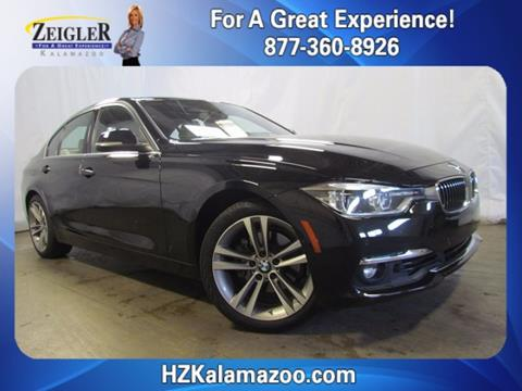 2016 BMW 3 Series for sale in Kalamazoo, MI
