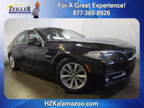 2016 BMW 5 Series for sale in Kalamazoo, MI