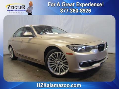 2015 BMW 3 Series for sale in Kalamazoo, MI