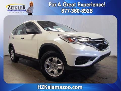 2015 Honda CR-V for sale in Kalamazoo, MI