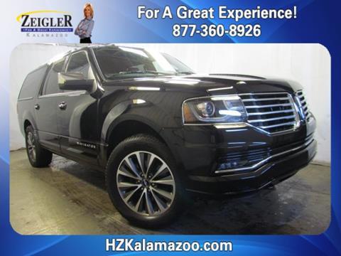 2017 Lincoln Navigator L for sale in Kalamazoo, MI
