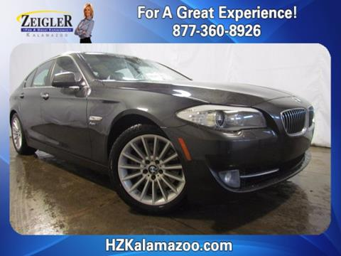 2012 BMW 5 Series for sale in Kalamazoo, MI