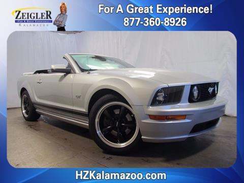 2006 Ford Mustang for sale in Kalamazoo, MI