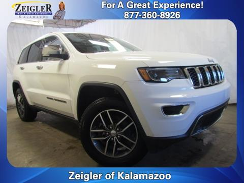 2018 Jeep Grand Cherokee for sale in Kalamazoo, MI