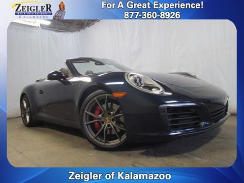 2018 Porsche 911 for sale in Kalamazoo, MI