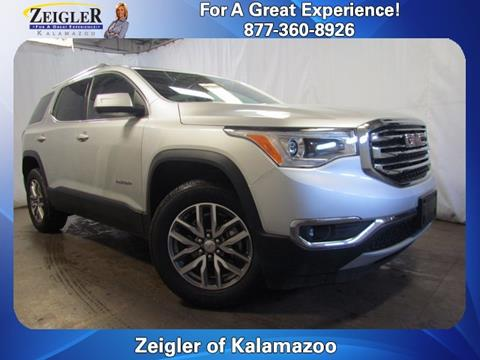 2018 GMC Acadia for sale in Kalamazoo, MI