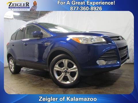 2016 Ford Escape for sale in Kalamazoo, MI