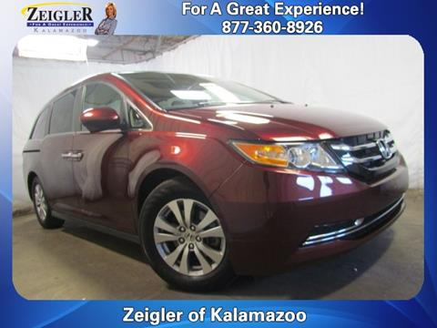 2017 Honda Odyssey for sale in Kalamazoo, MI