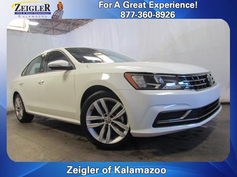 2019 Volkswagen Passat for sale in Kalamazoo, MI