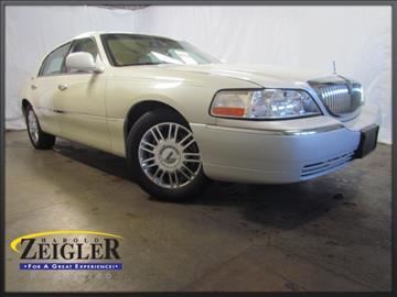 2006 Lincoln Town Car for sale in Kalamazoo, MI