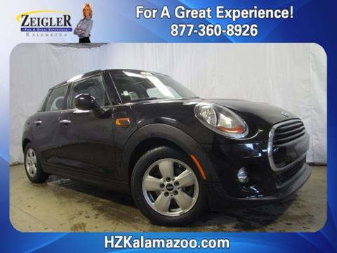 2016 MINI Hardtop 4 Door for sale in Kalamazoo, MI