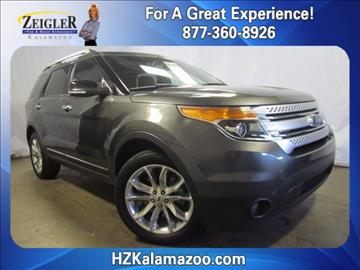 2015 Ford Explorer for sale in Kalamazoo, MI