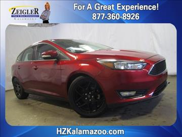 2016 Ford Focus for sale in Kalamazoo, MI