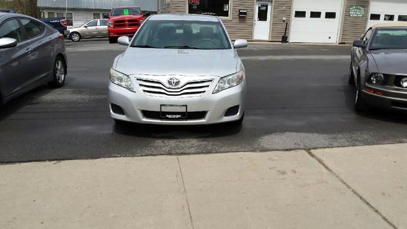 2011 Toyota Camry LE 4dr Sedan 6A - Massena NY